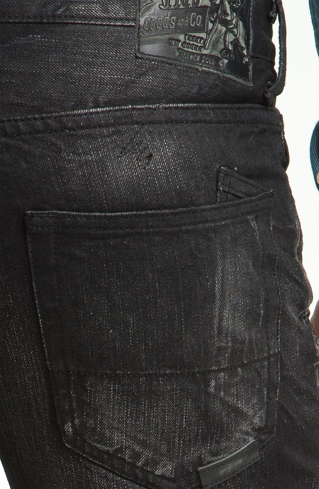 Alternate Image 4  - PRPS 'Rambler' Slim Fit Jeans (Junko's Summit)