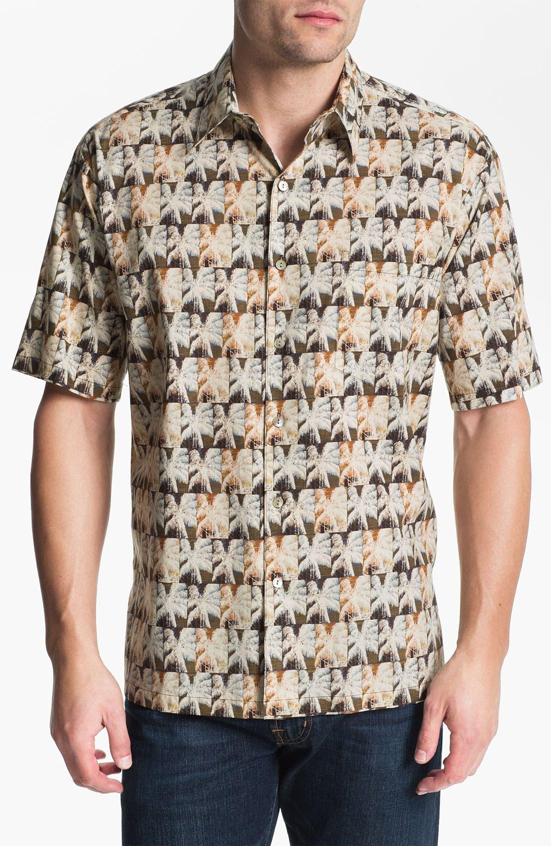 Alternate Image 1 Selected - Tori Richard 'Palmetto' Campshirt