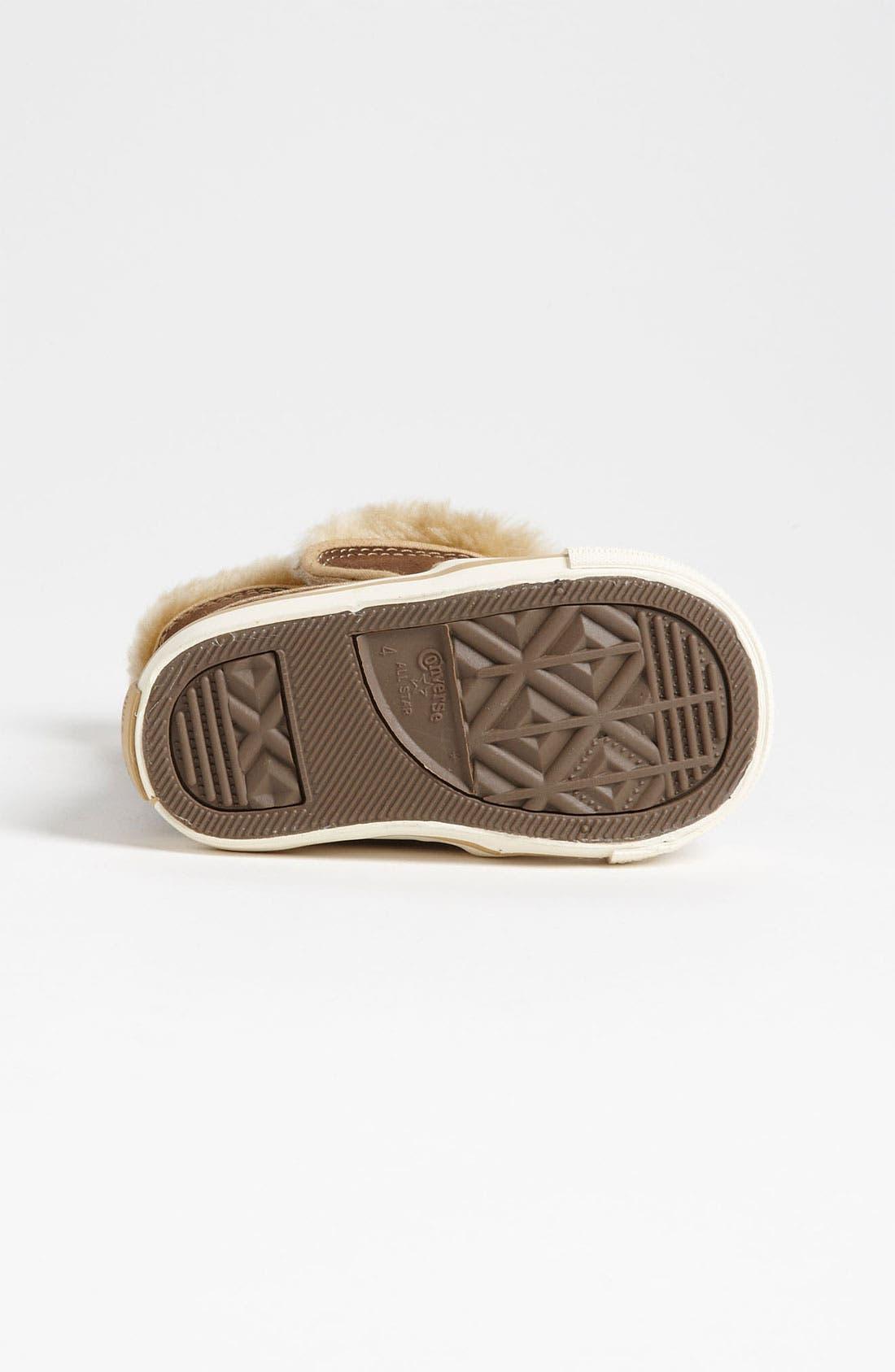 Alternate Image 4  - Converse 'Beverly' Boot (Baby, Walker & Toddler)