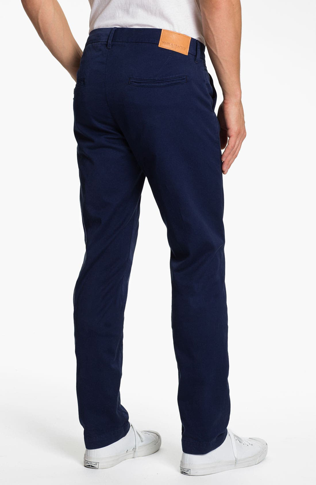 Alternate Image 2  - Levi's® Made & Crafted™ 'Spoke' Cotton Chinos