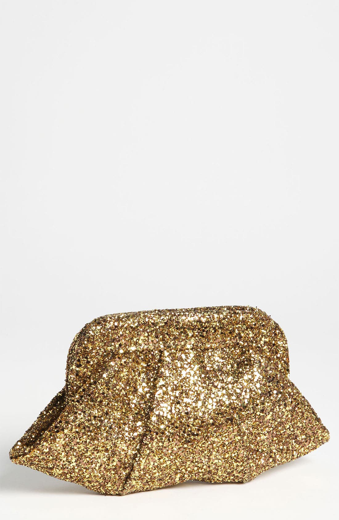 Alternate Image 1 Selected - Lauren Merkin 'Lucy' Glitter Encrusted Clutch