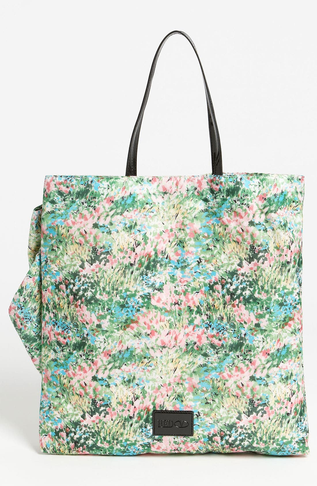 Alternate Image 4  - RED Valentino 'Meadow Print' Bow Tote