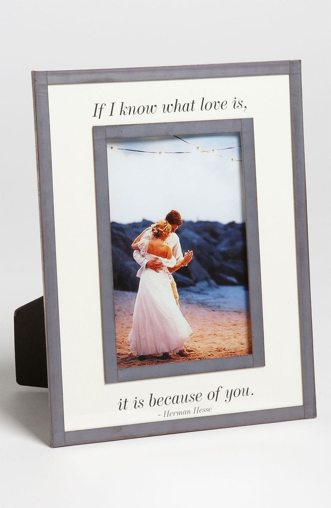 Alternate Image 1 Selected - Ben's Garden If I Know What Love Is Picture Frame