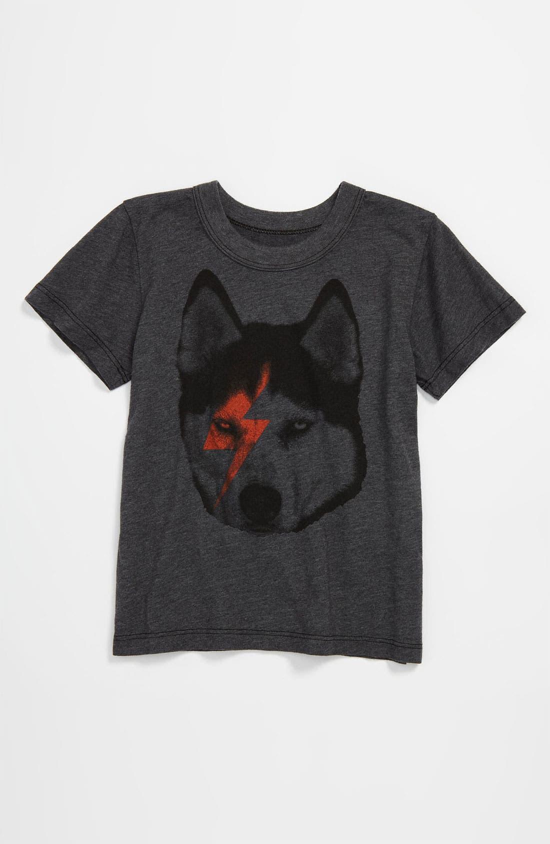 Main Image - Chaser 'Rock Wolf' T-Shirt (Toddler)
