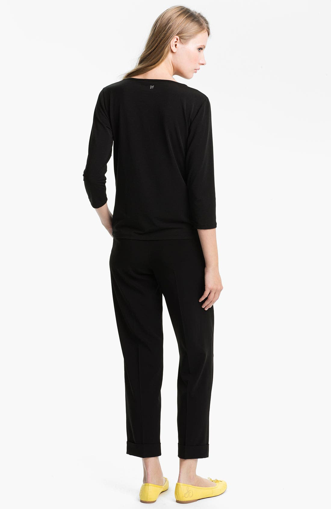 Alternate Image 5  - Weekend Max Mara 'Gerona' Slim Ankle Pants