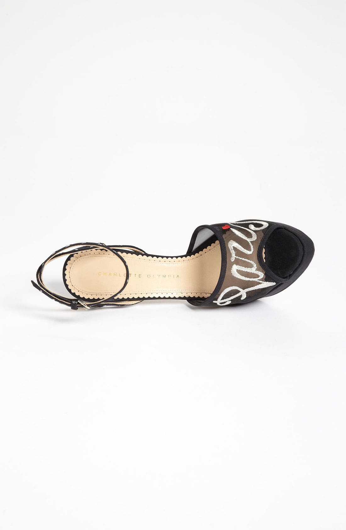 Alternate Image 4  - Charlotte Olympia 'Paris' Sandal