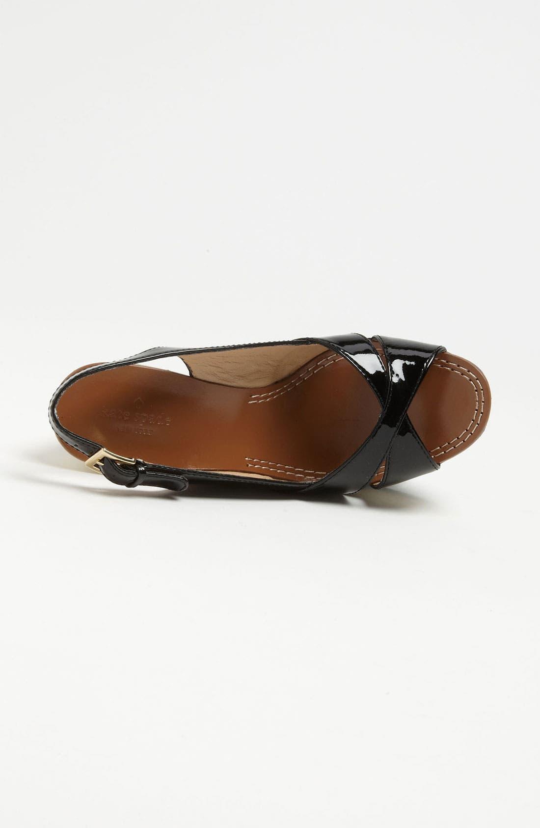 Alternate Image 3  - kate spade new york 'damara' sport sandal