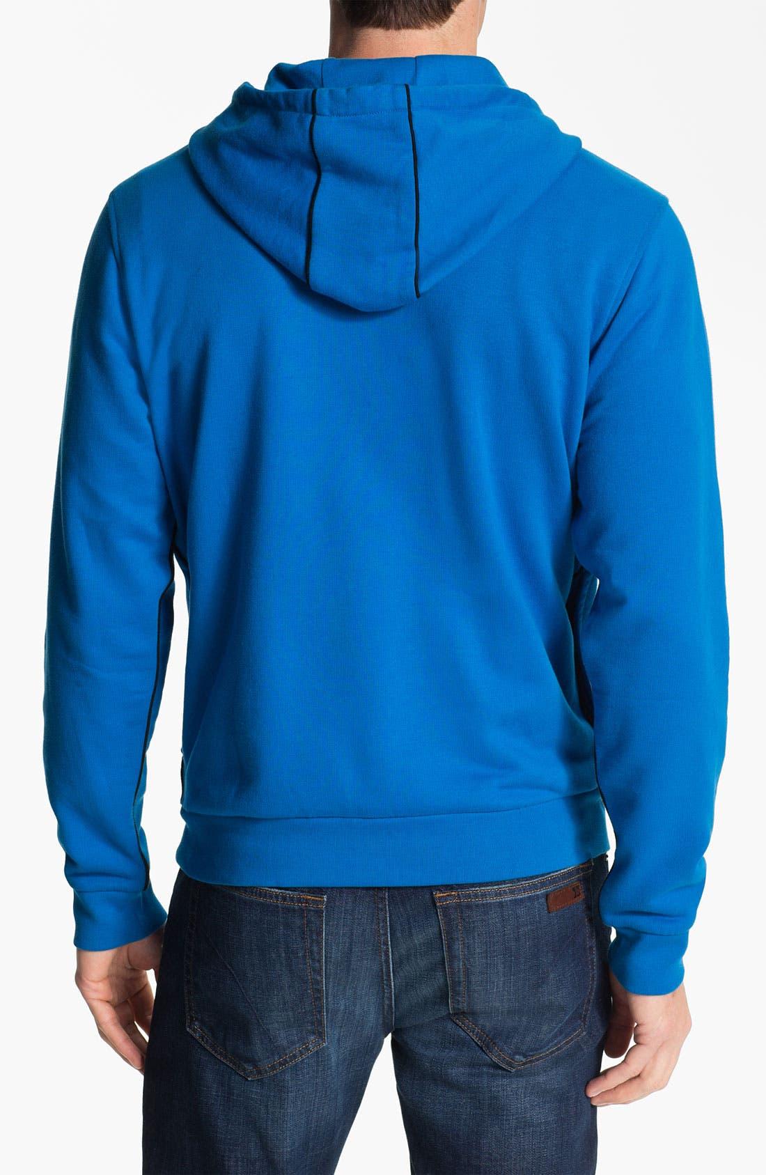 Alternate Image 2  - Lacoste Cotton Hoodie