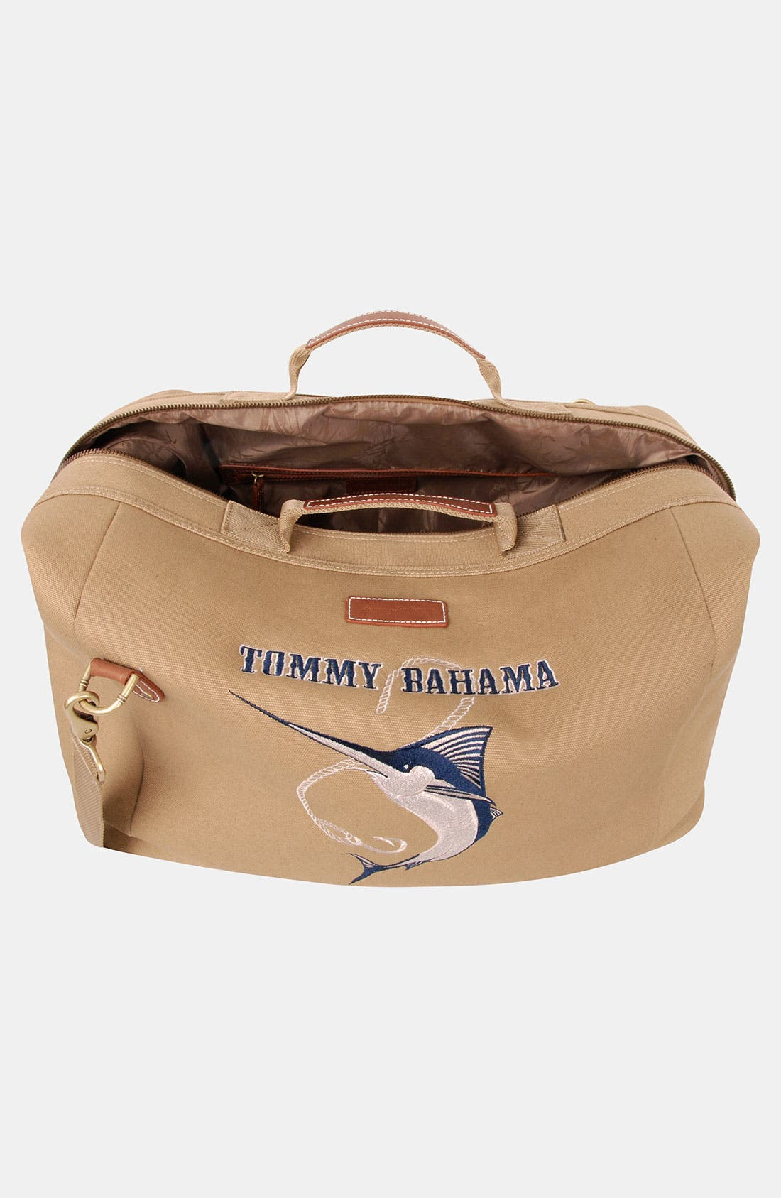 Alternate Image 3  - Tommy Bahama 'Hook Me Up' Duffel Bag