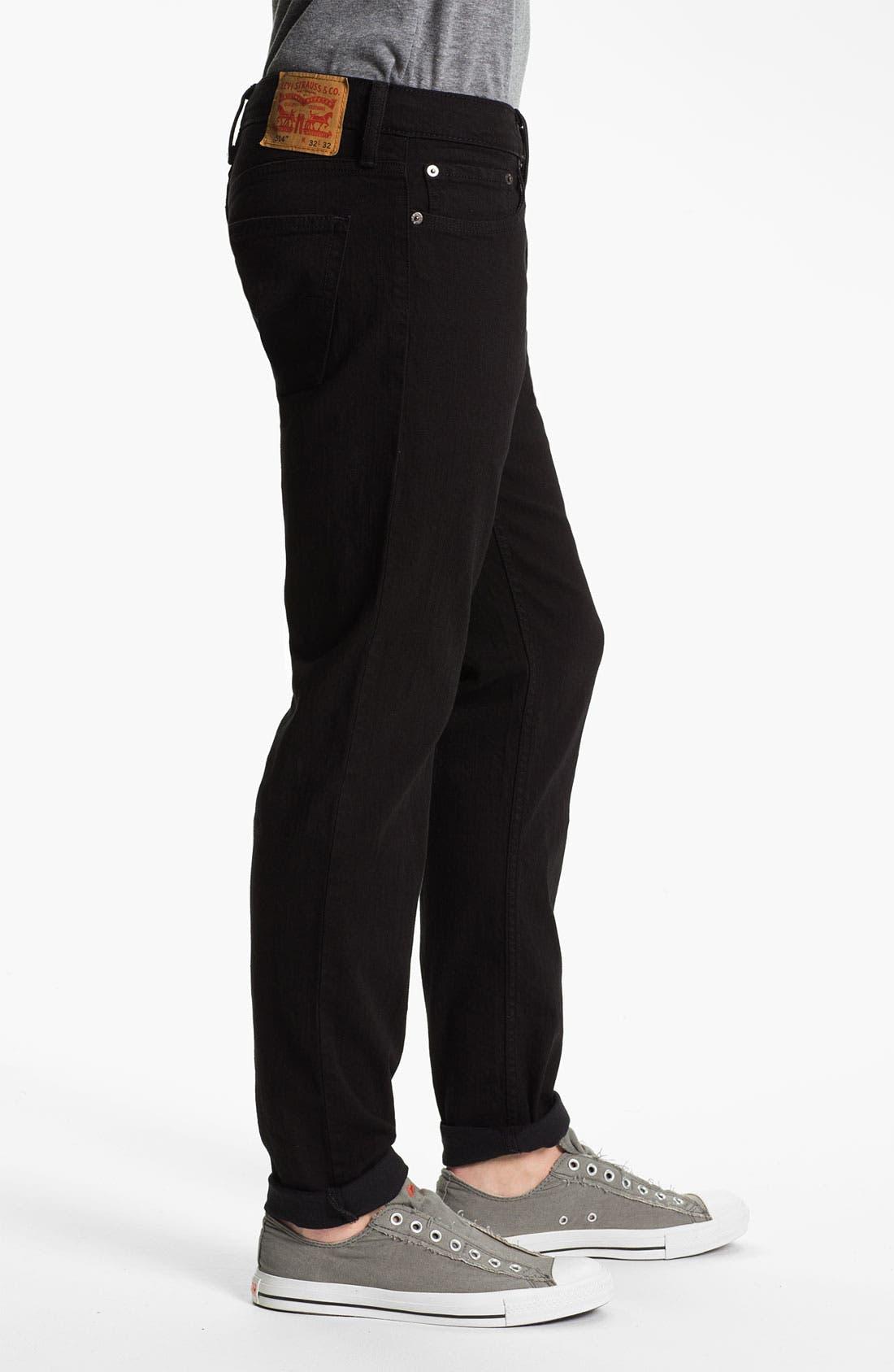 Alternate Image 3  - Levi's® '514™' Slim Straight Leg Jeans