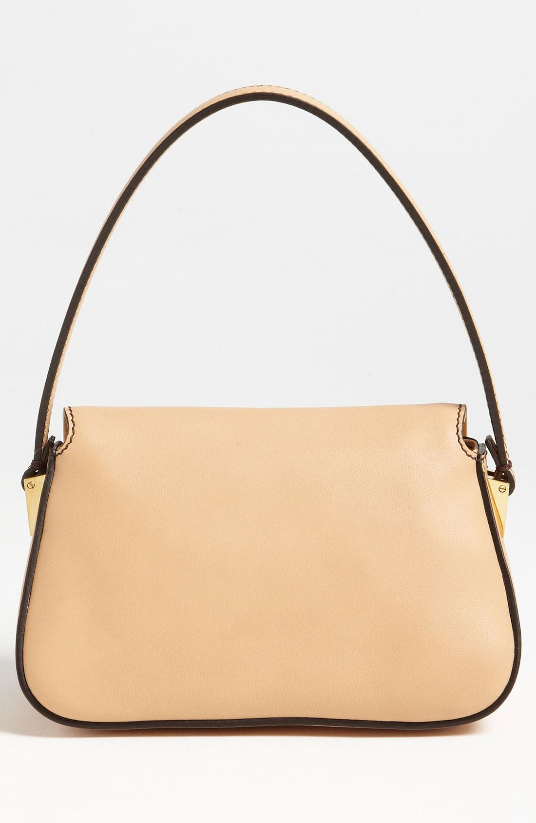 Alternate Image 4  - Fendi 'Mamma - Mini' Leather Shoulder Bag
