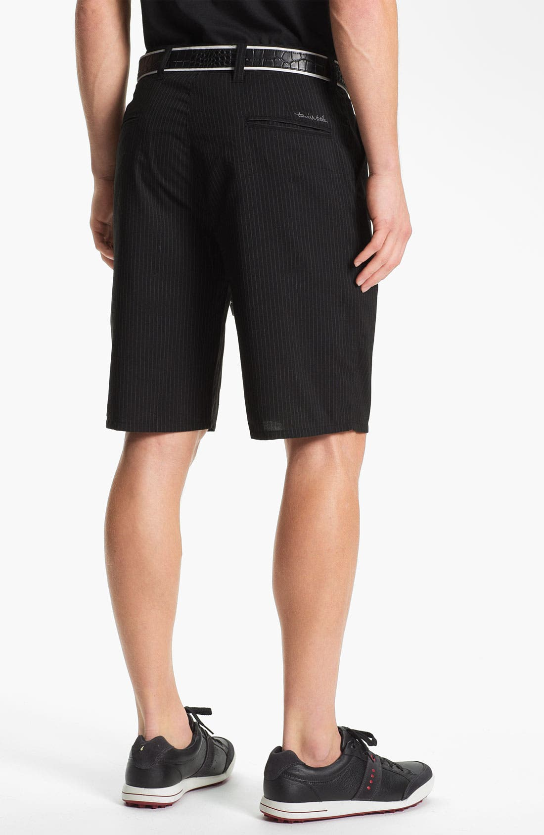 Alternate Image 2  - Travis Mathew Flat Front Golf Shorts