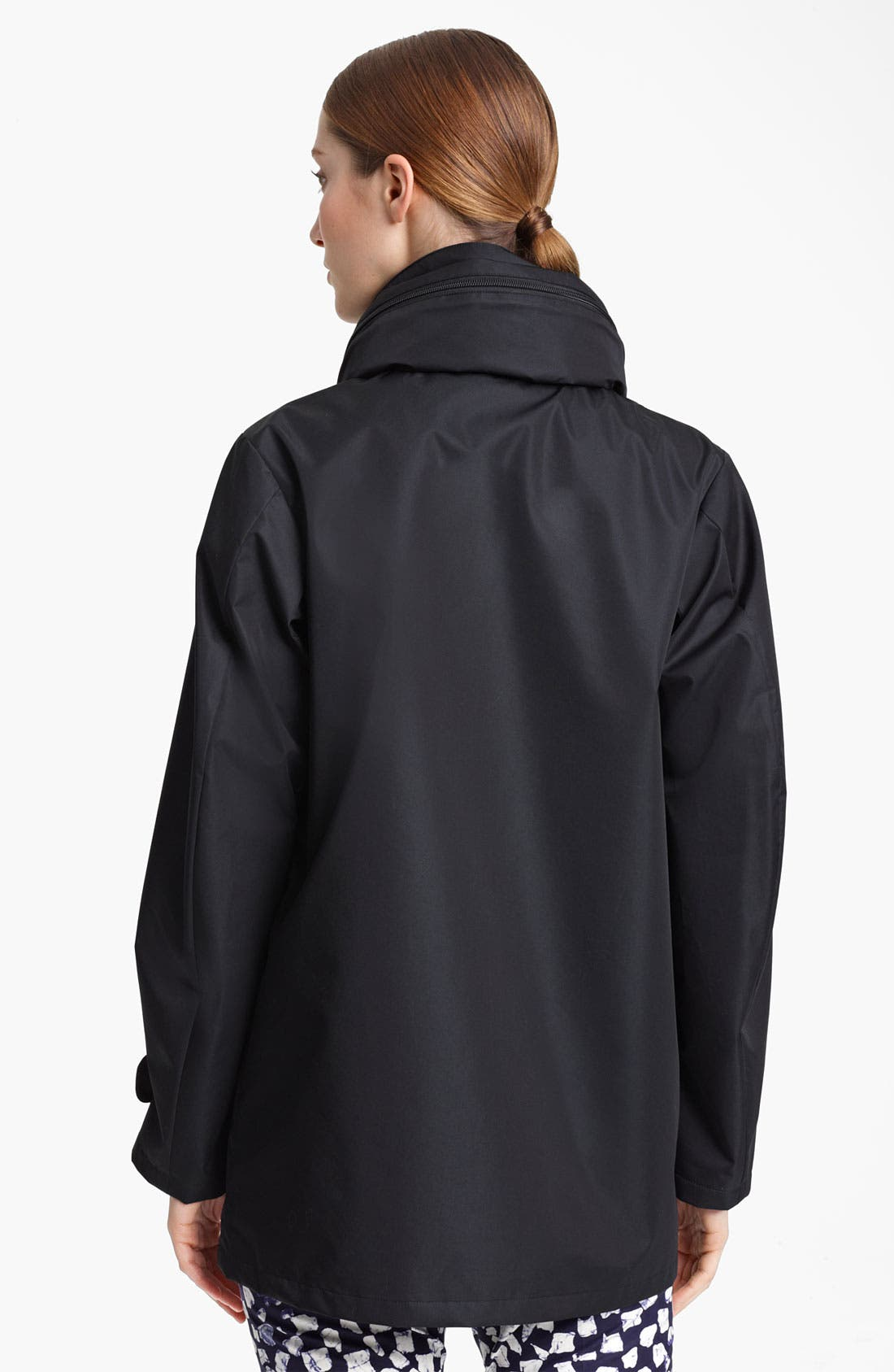 Alternate Image 2  - Jil Sander Hooded Coat