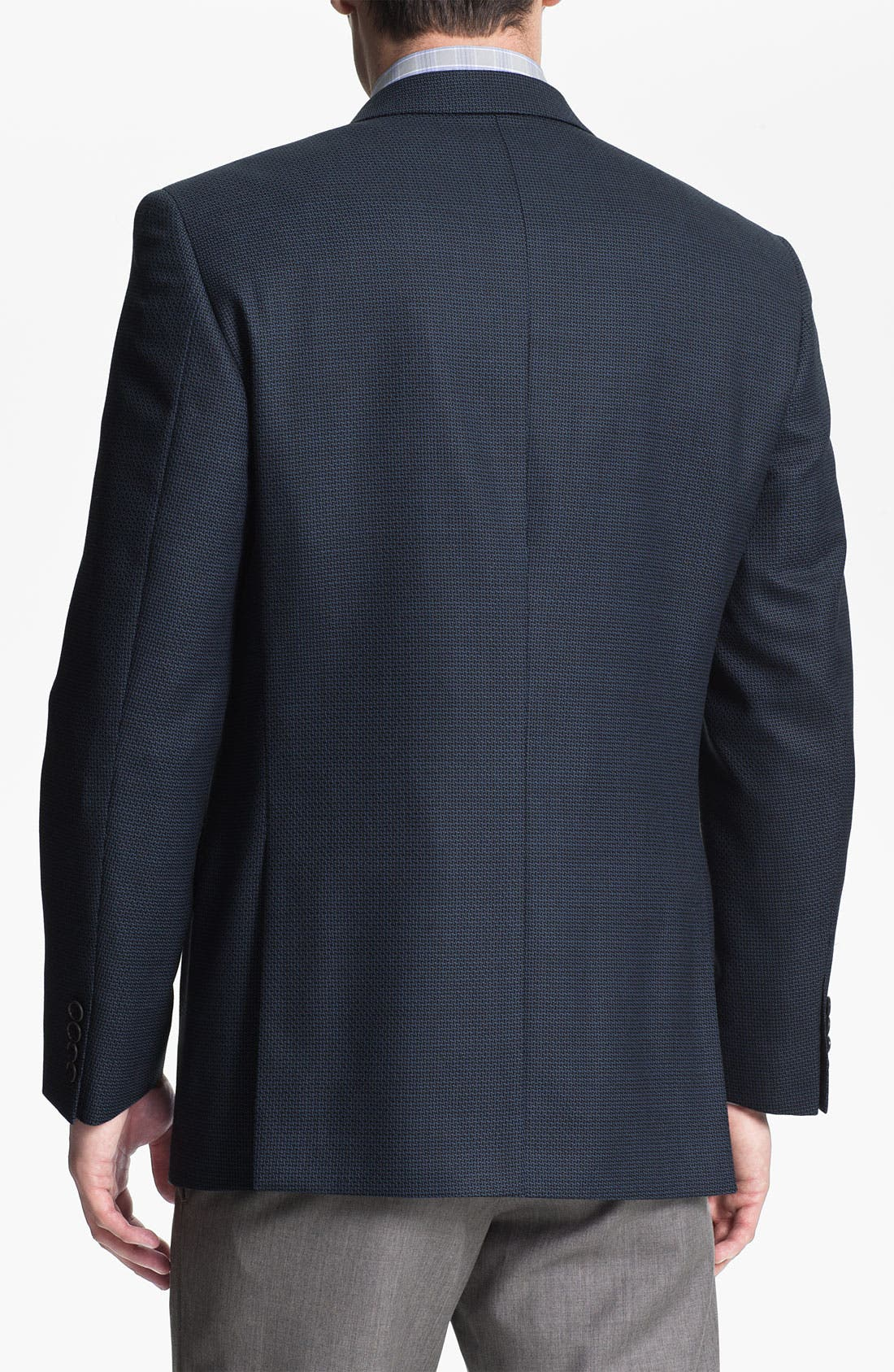 Alternate Image 2  - Joseph Abboud 'Signature Silver' Wool Sportcoat