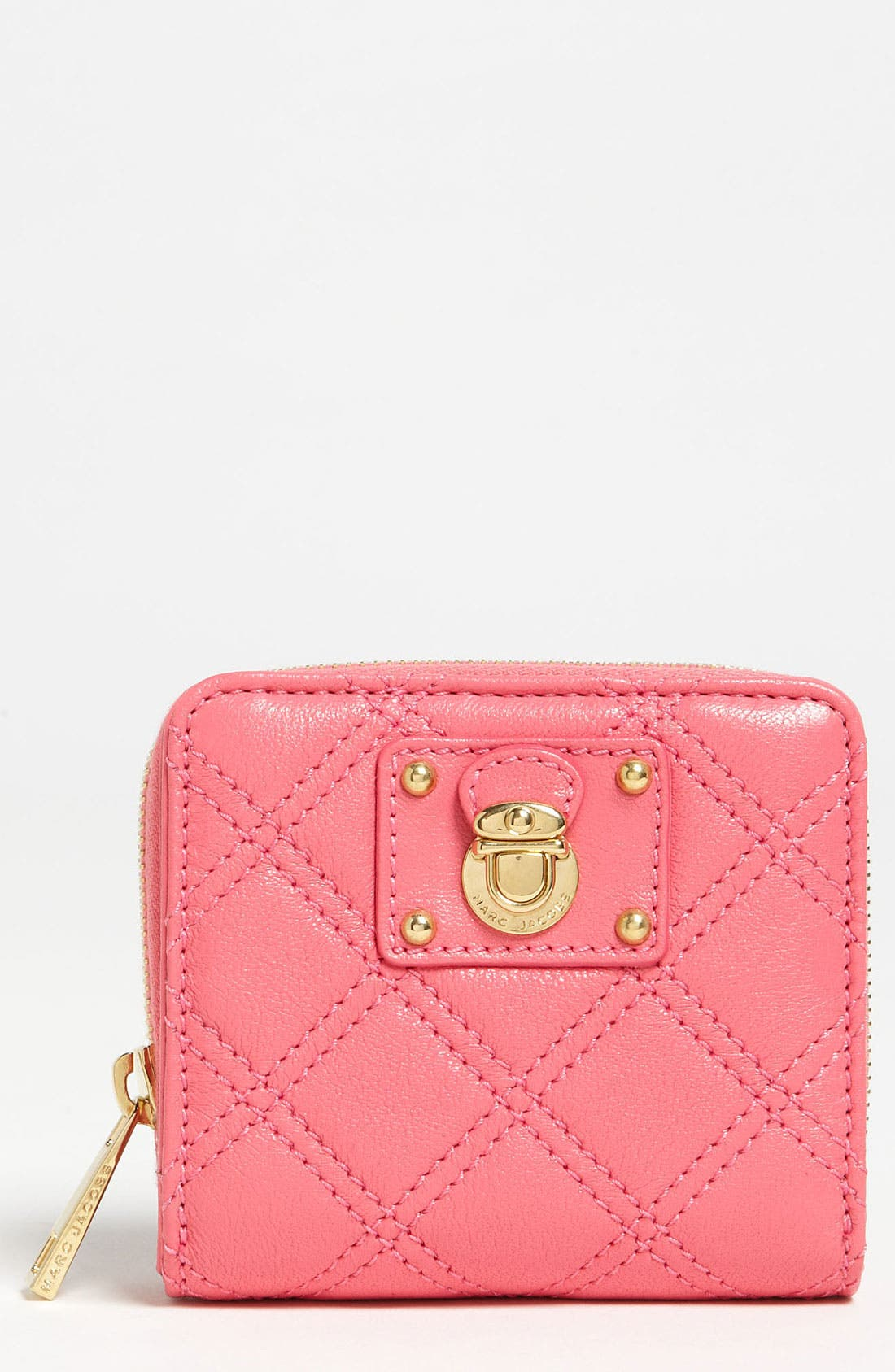 Alternate Image 1 Selected - MARC JACOBS 'Quilting Anabela' French Wallet