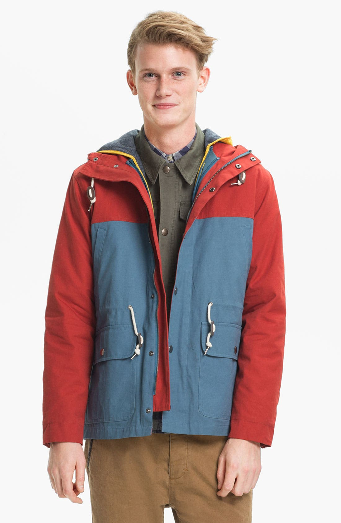 Main Image - Topman Trek Jacket