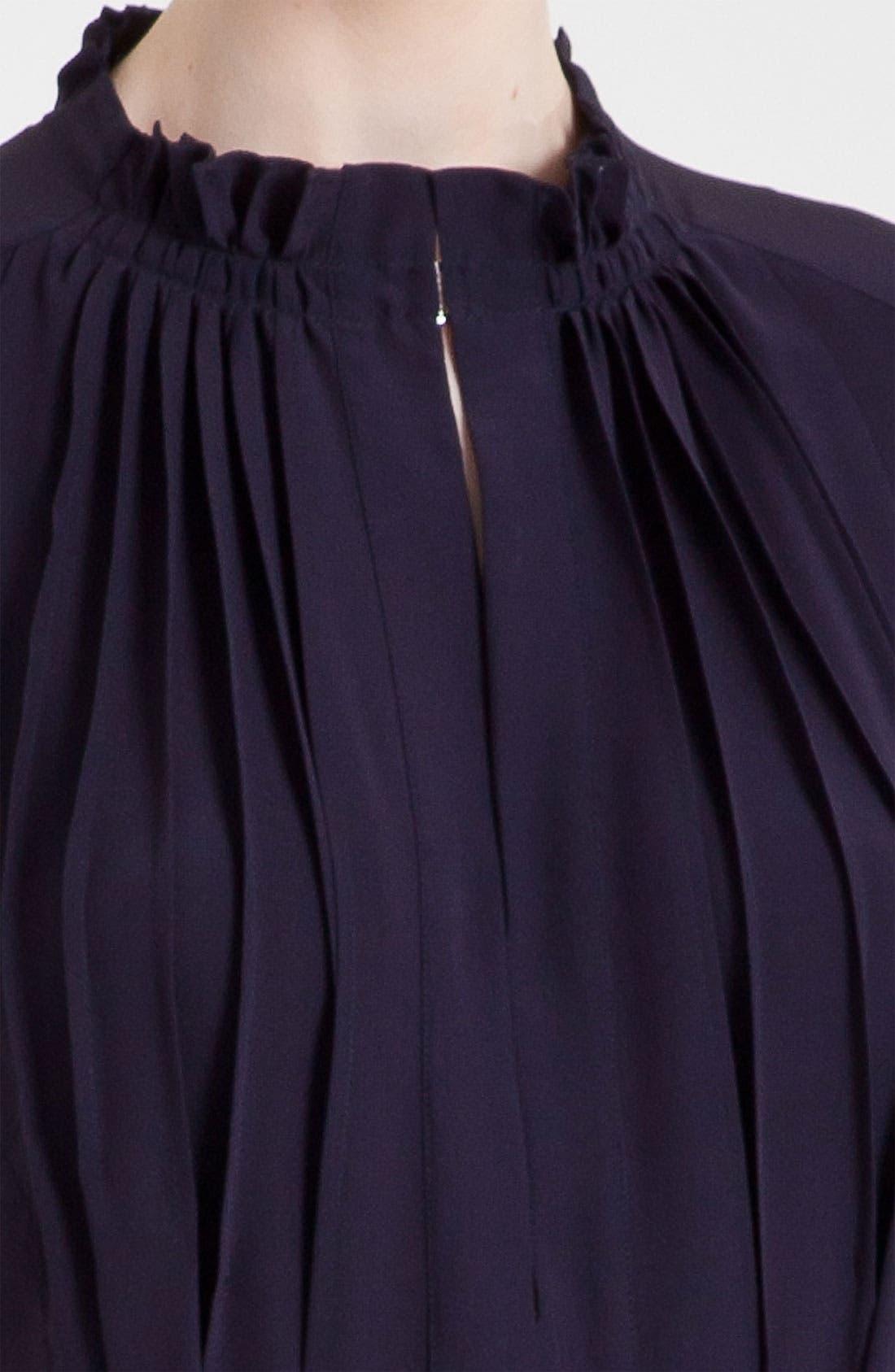 Alternate Image 3  - Marni Belted Silk Blend Crepe Dress