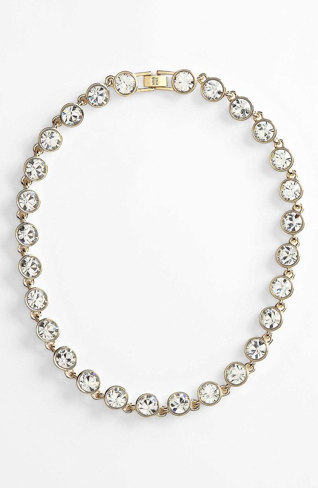 Main Image - Givenchy Crystal Station Collar Necklace (Nordstrom Exclusive)