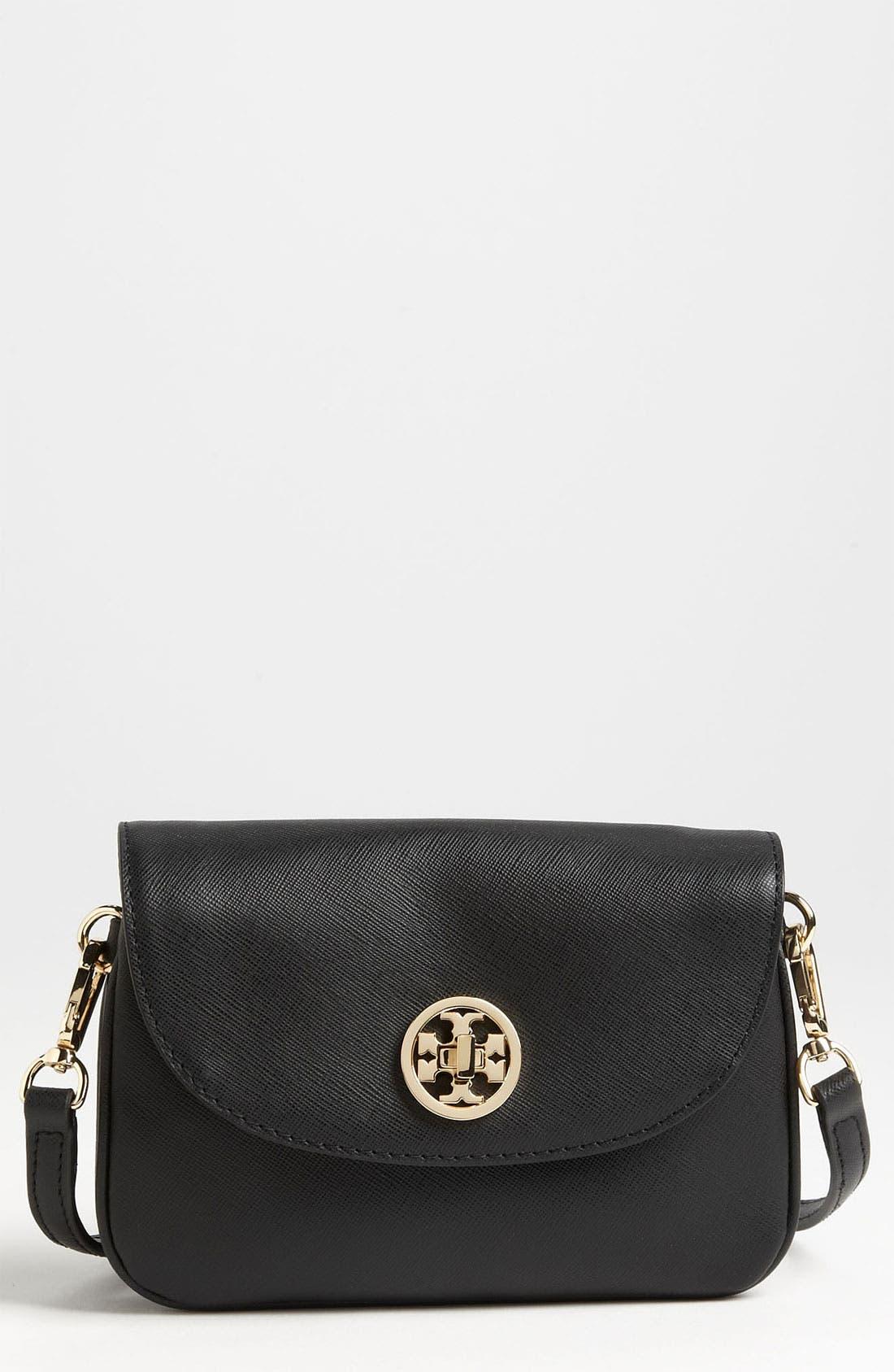 Alternate Image 1 Selected - Tory Burch 'Robinson' Leather Crossbody Bag