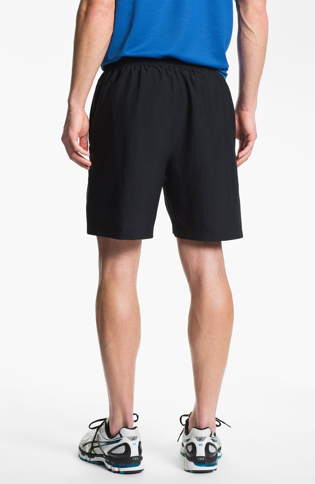 Alternate Image 2  - Under Armour 'Escape' Stretch Woven Shorts