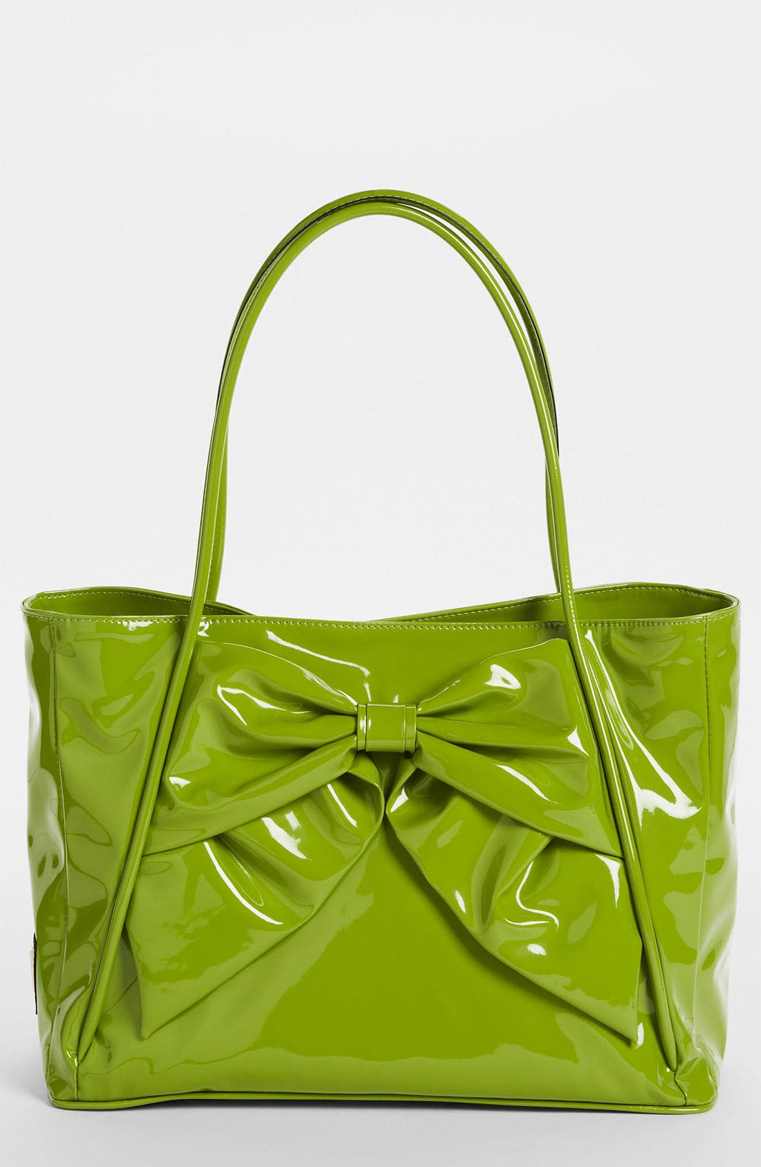 Alternate Image 1 Selected - Valentino 'Betty Lacca Bow - Small' Tote
