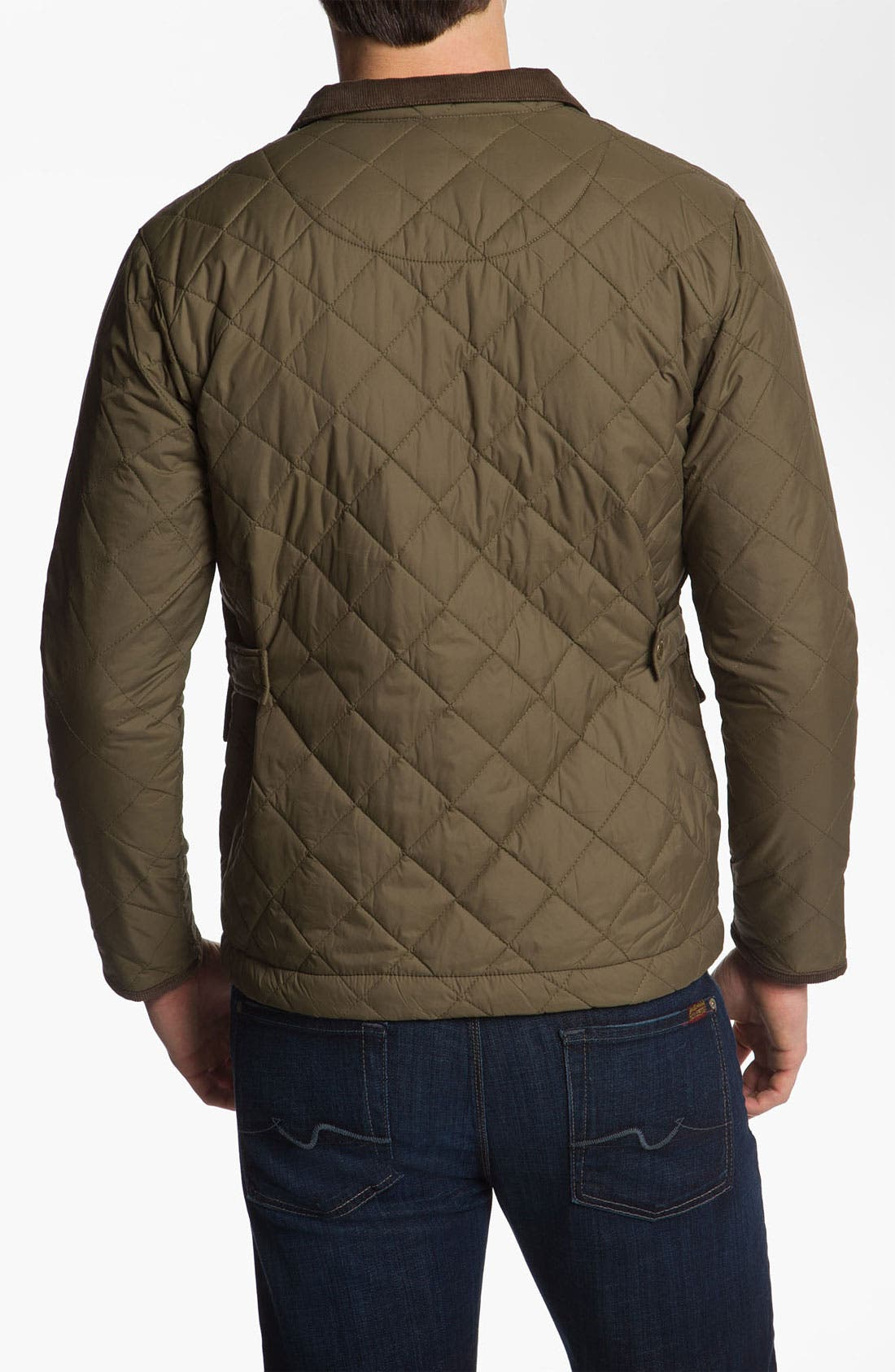 Alternate Image 2  - Penfield 'Colwood' Quilted Trail Jacket