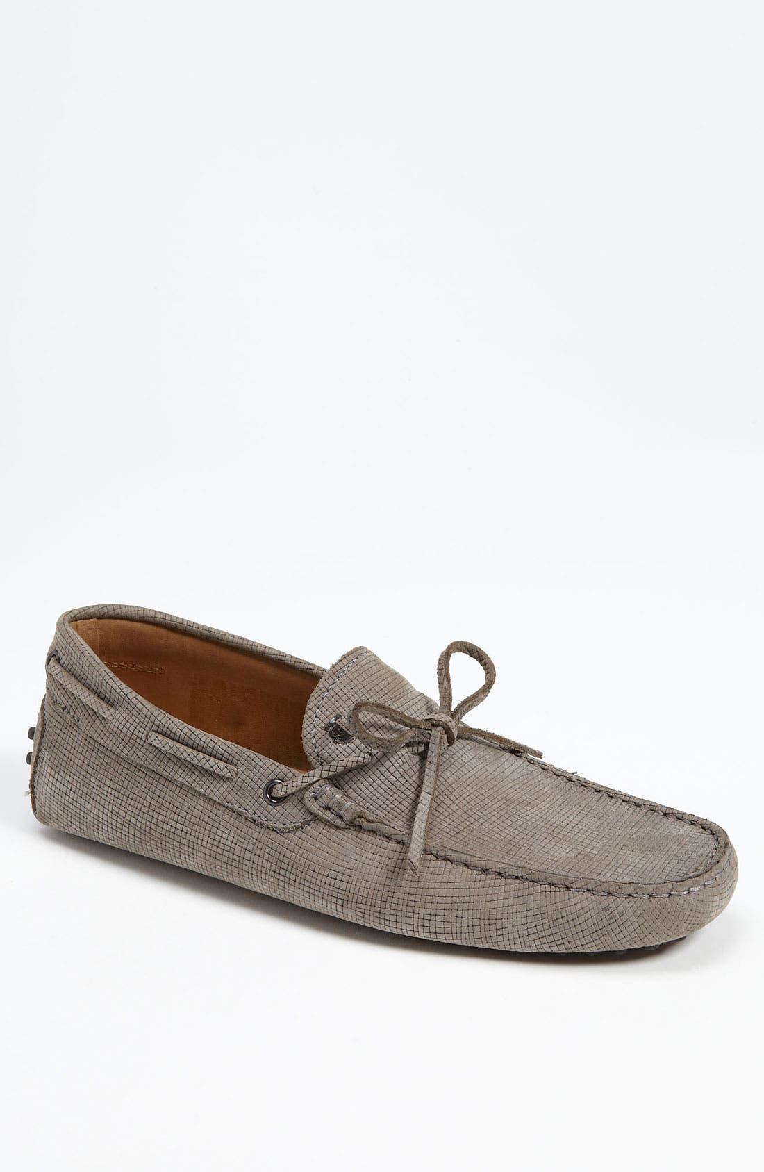 Main Image - Tod's 'Giommini' Driving Shoe