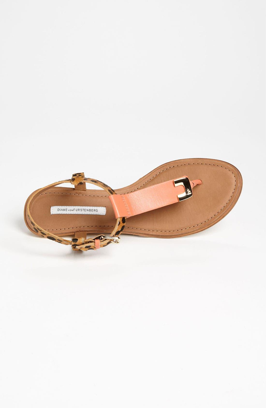 Alternate Image 3  - Diane von Furstenberg 'Dion' Sandal