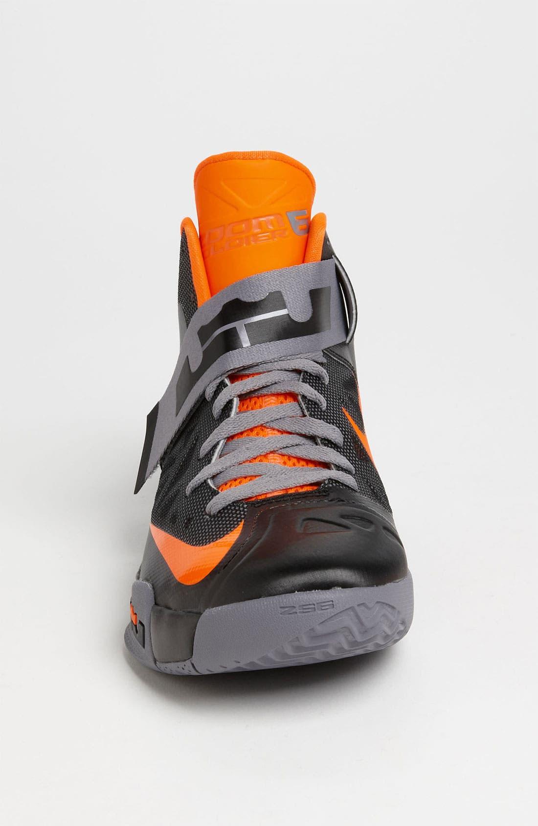 Alternate Image 3  - Nike 'Zoom Soldier VI' Basketball Shoe (Men) (Online Exclusive)
