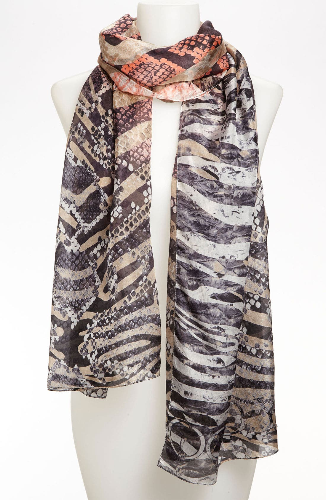 Alternate Image 1 Selected - Jimmy Choo 'Siracusa' Scarf