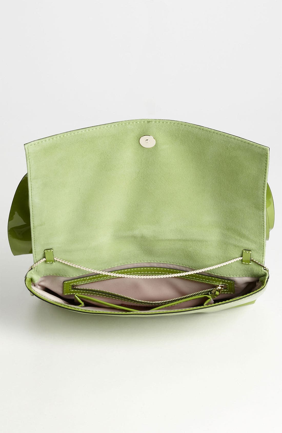 Alternate Image 3  - Valentino 'Lacca Bow' Flap Clutch