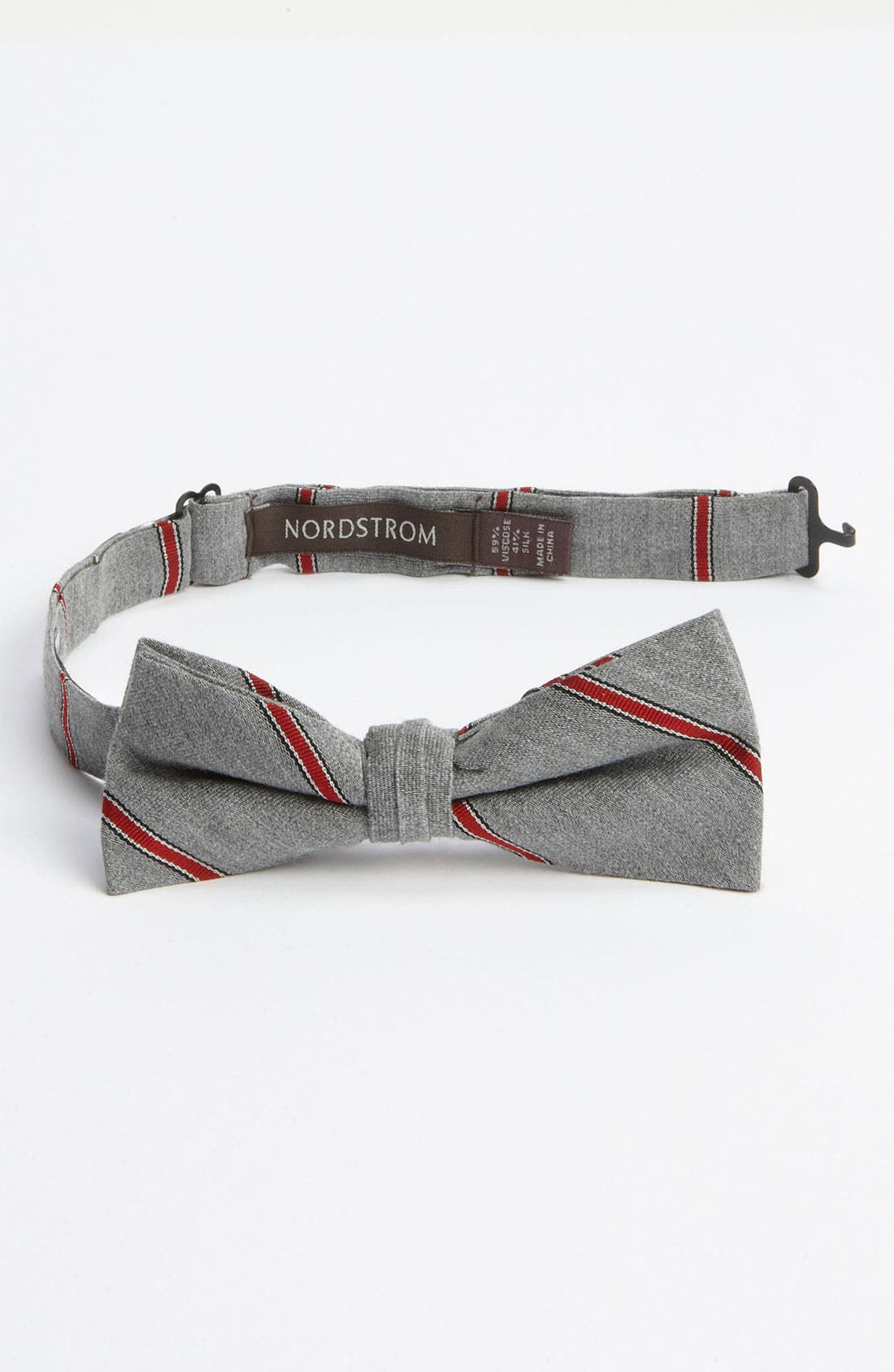 Main Image - Nordstrom Silk Blend Bow Tie (Little Boys)