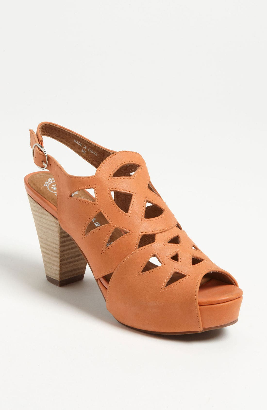 Alternate Image 1 Selected - Jeffrey Campbell 'Church' Pump