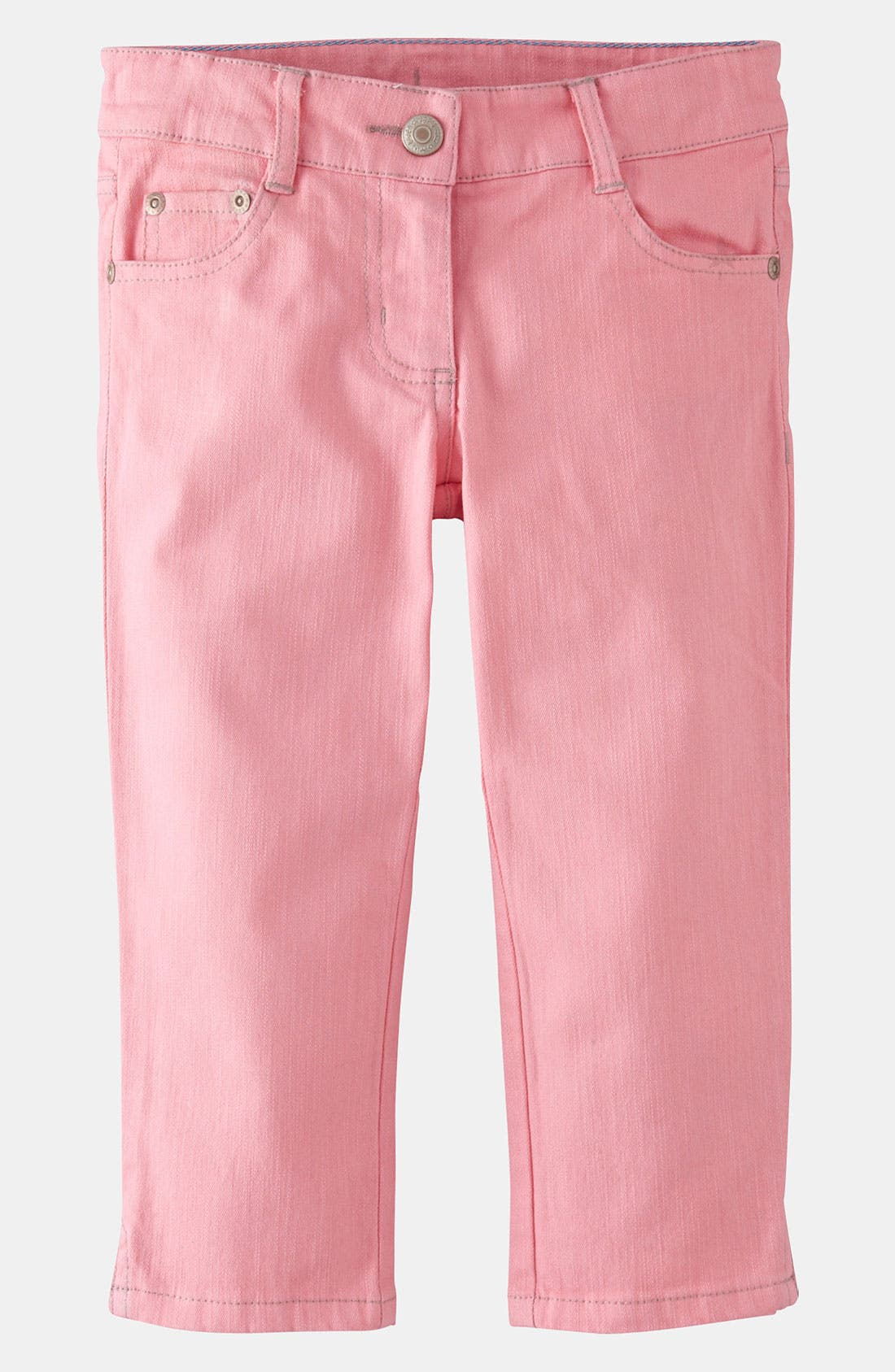 Main Image - Mini Boden Capri Pants (Little Girls & Big Girls)