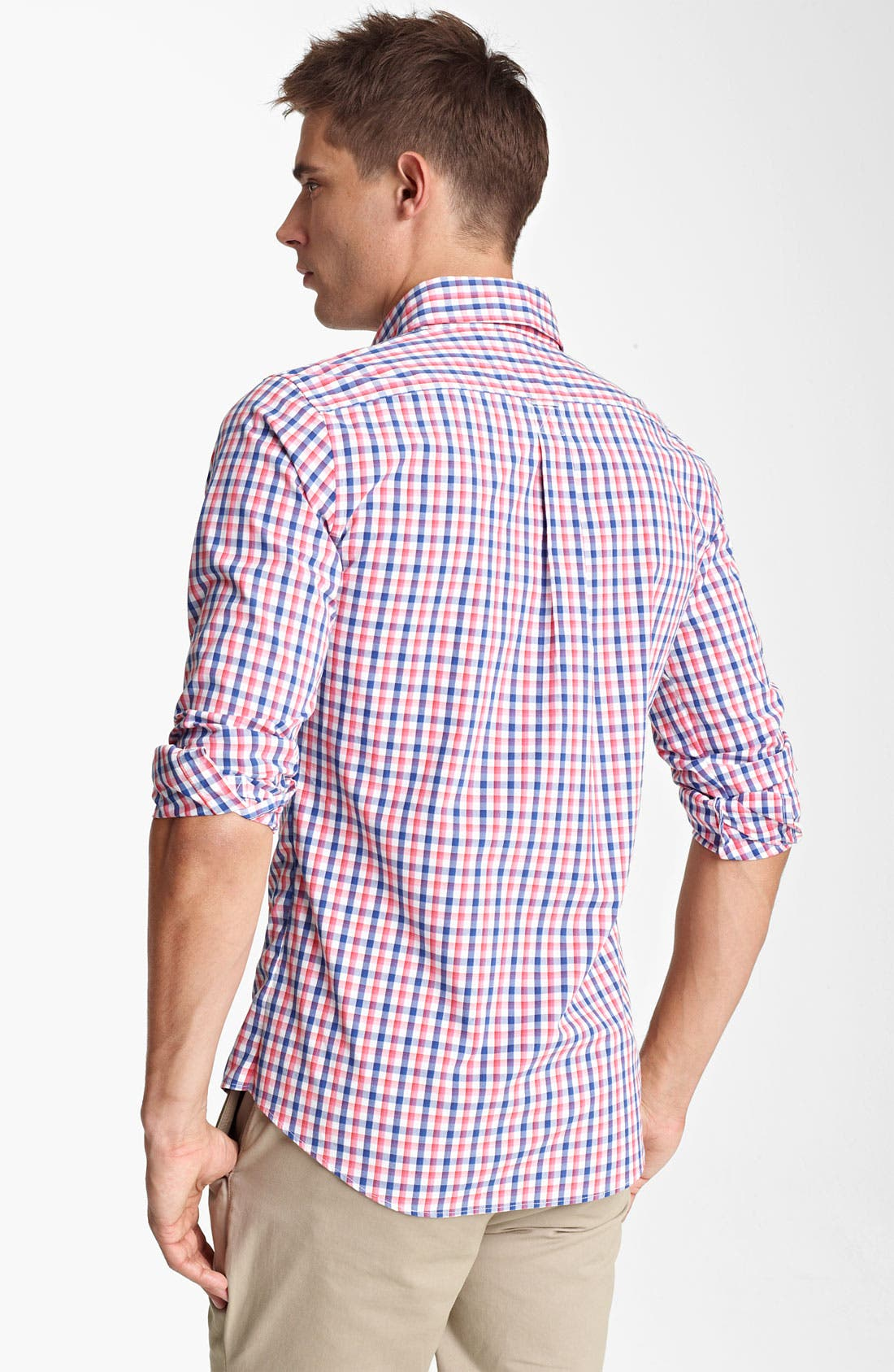Alternate Image 2  - Jack Spade 'Bailey' Gingham Check Shirt