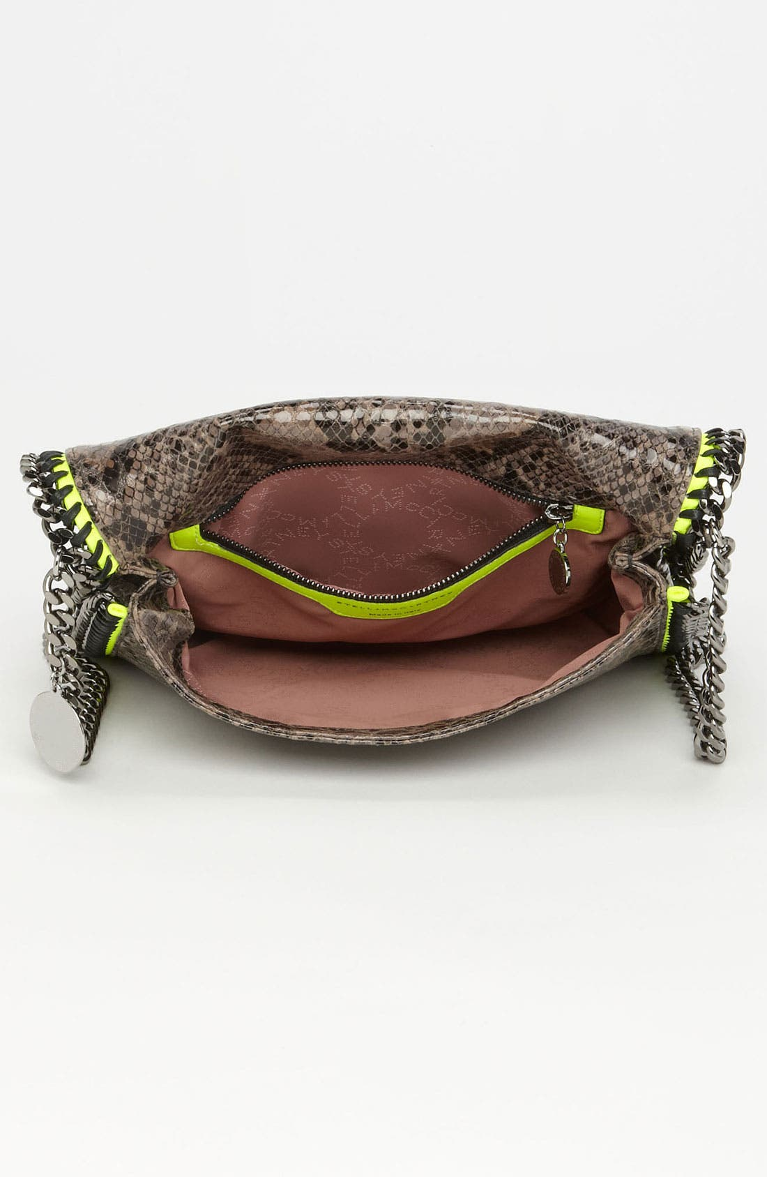 Alternate Image 3  - Stella McCartney 'Falabella' Faux Python Crossbody Bag