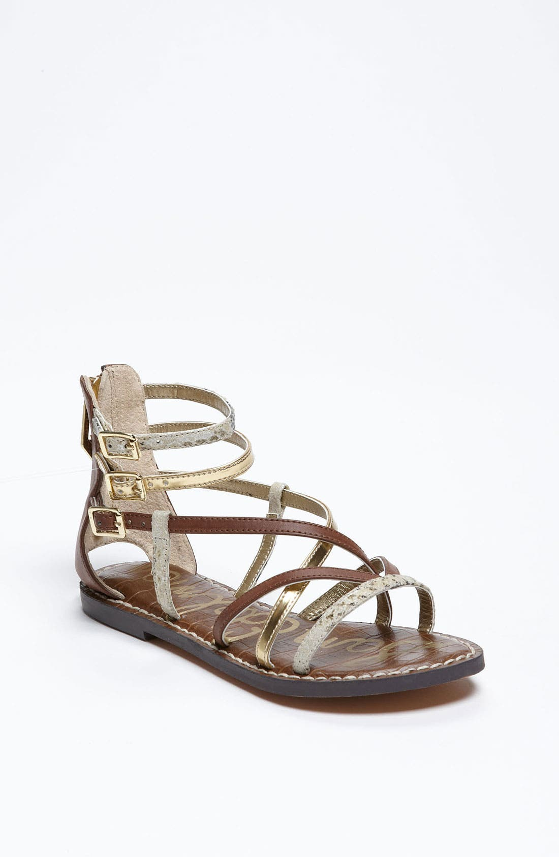 Alternate Image 1 Selected - Sam Edelman 'Gable' Sandal (Toddler, Little Kid & Big Kid)