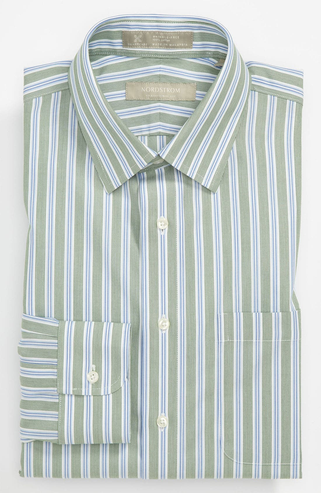 Alternate Image 1 Selected - Nordstrom Smartcare™ Traditional Fit Dress Shirt (Online Only)