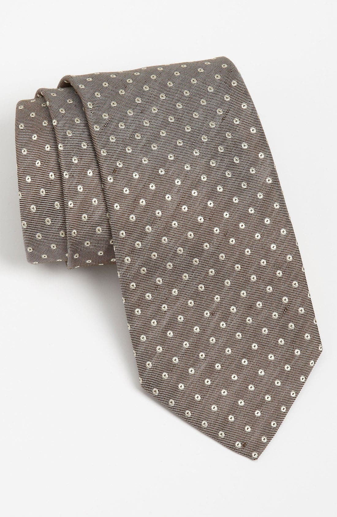 Alternate Image 1 Selected - Armani Collezioni Woven Tie
