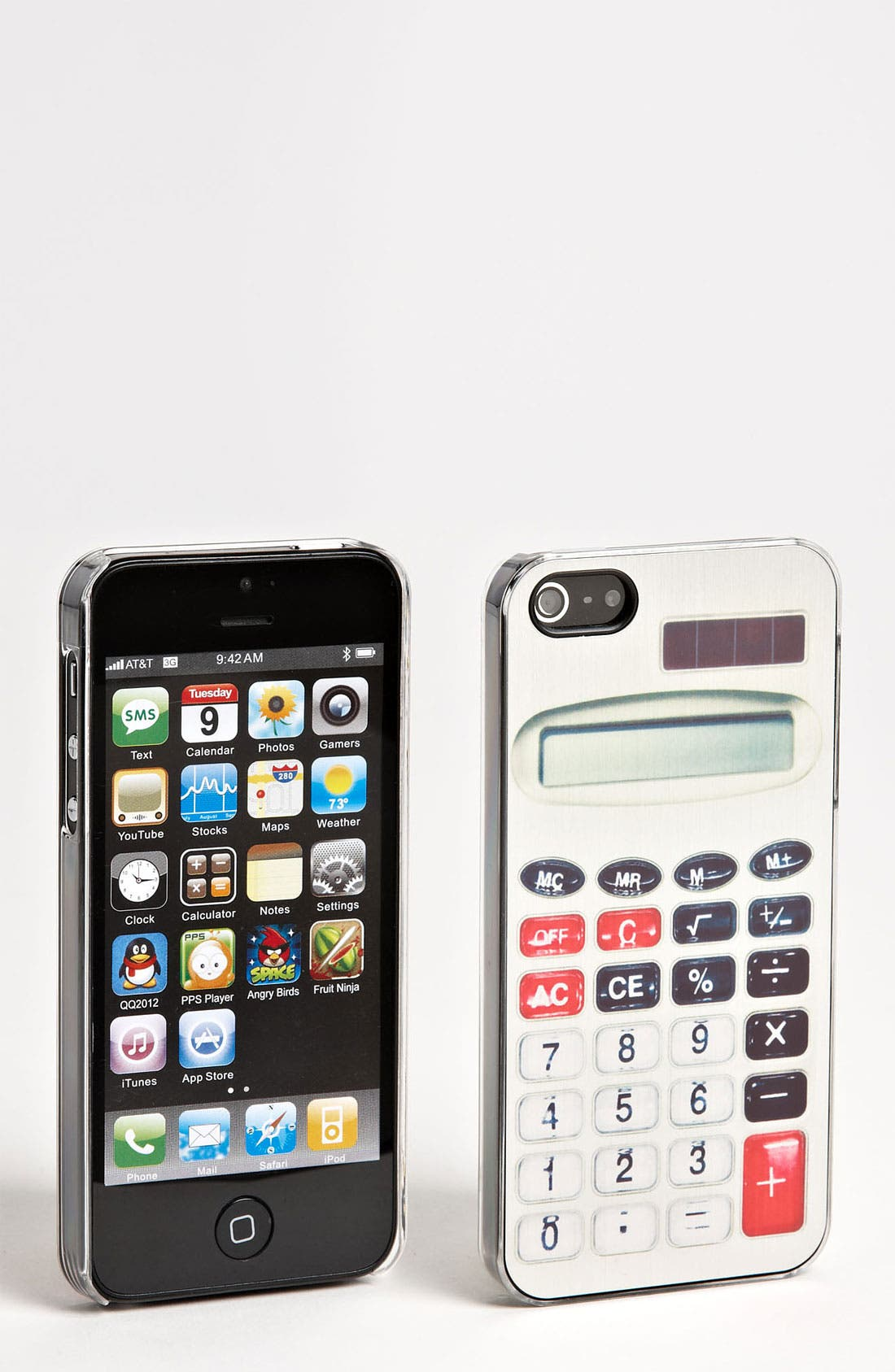 Alternate Image 1 Selected - ZERO GRAVITY 'Add It Up' iPhone 5 Case