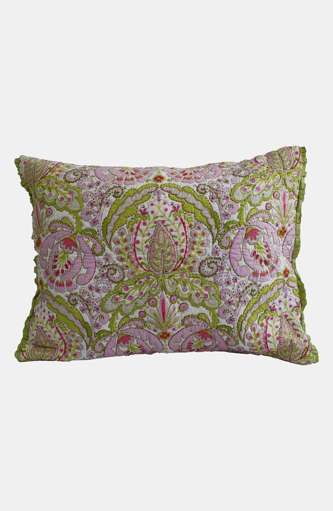 Alternate Image 1 Selected - Dena Home 'Moroccan Garden' Pillow Sham