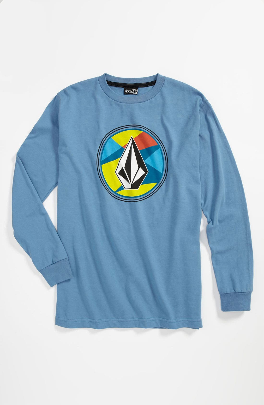 Main Image - Volcom 'Stained Stone' T-Shirt (Little Boys)
