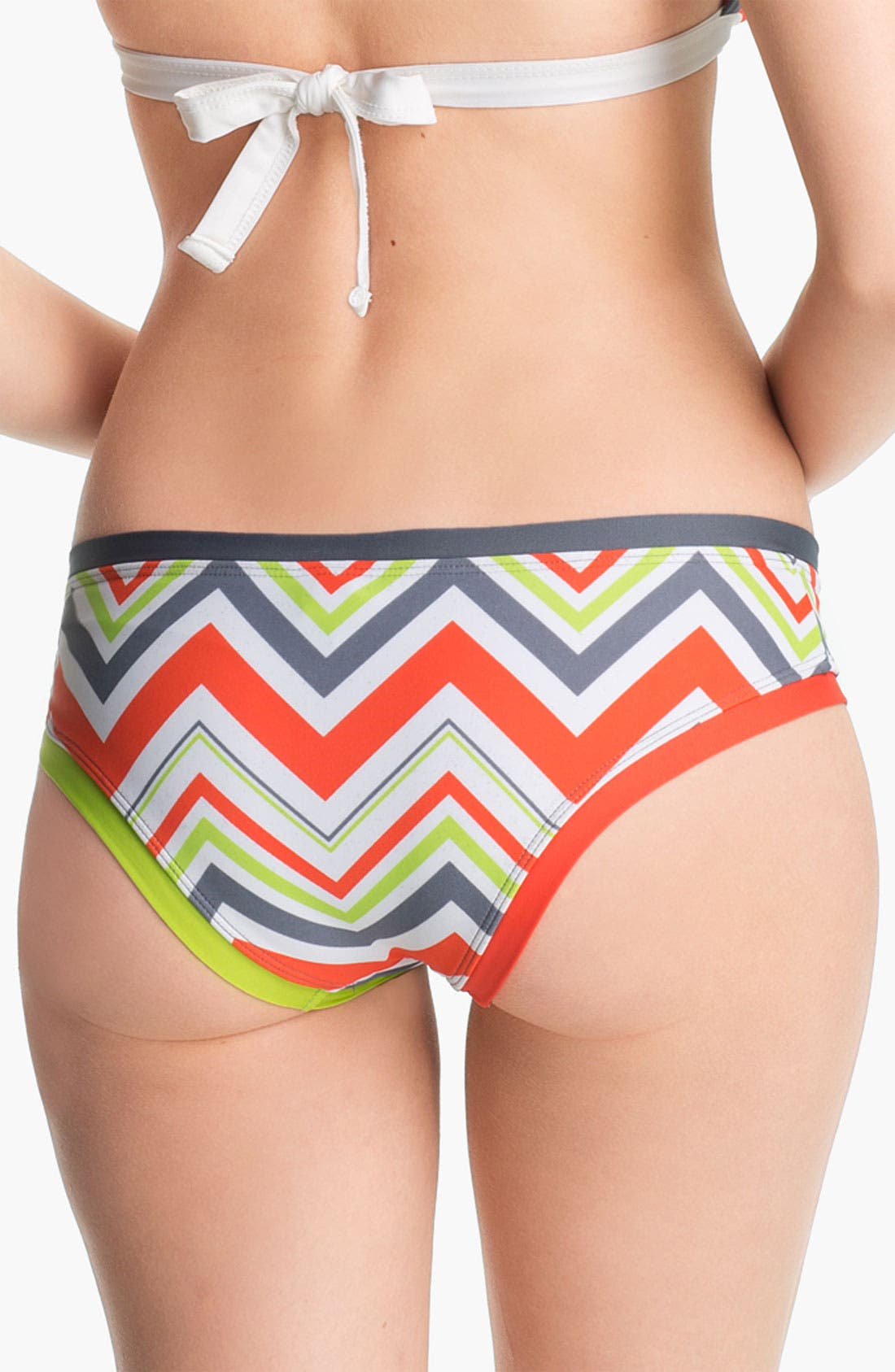 Alternate Image 5  - BCA 'Chevron Coastal' Bikini Bottoms