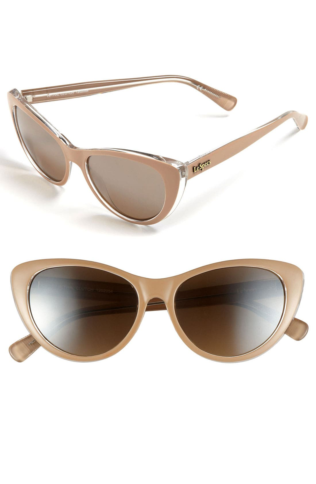 Alternate Image 1 Selected - Le Specs 'Lethal Clutch' Sunglasses