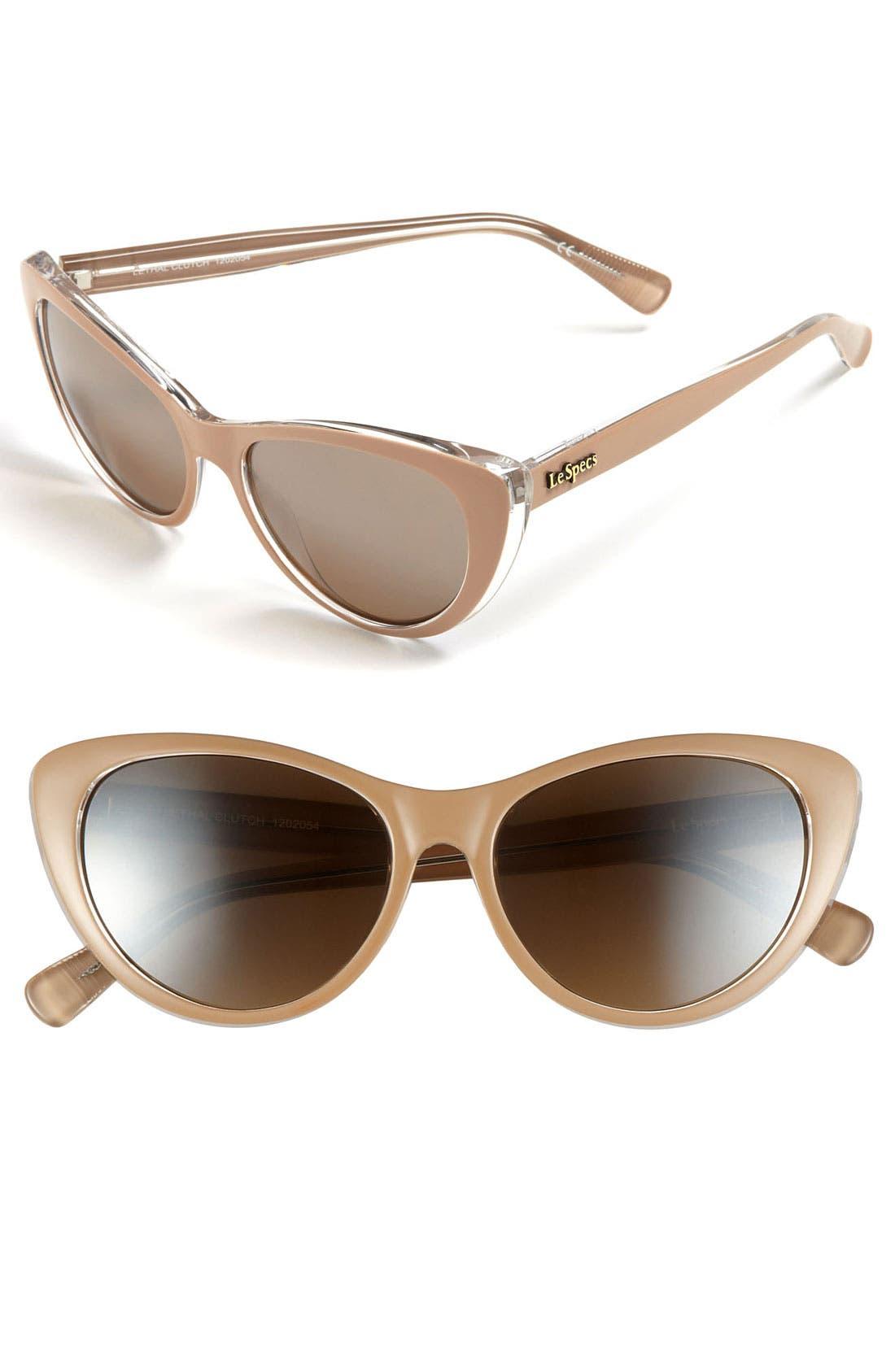 Main Image - Le Specs 'Lethal Clutch' Sunglasses