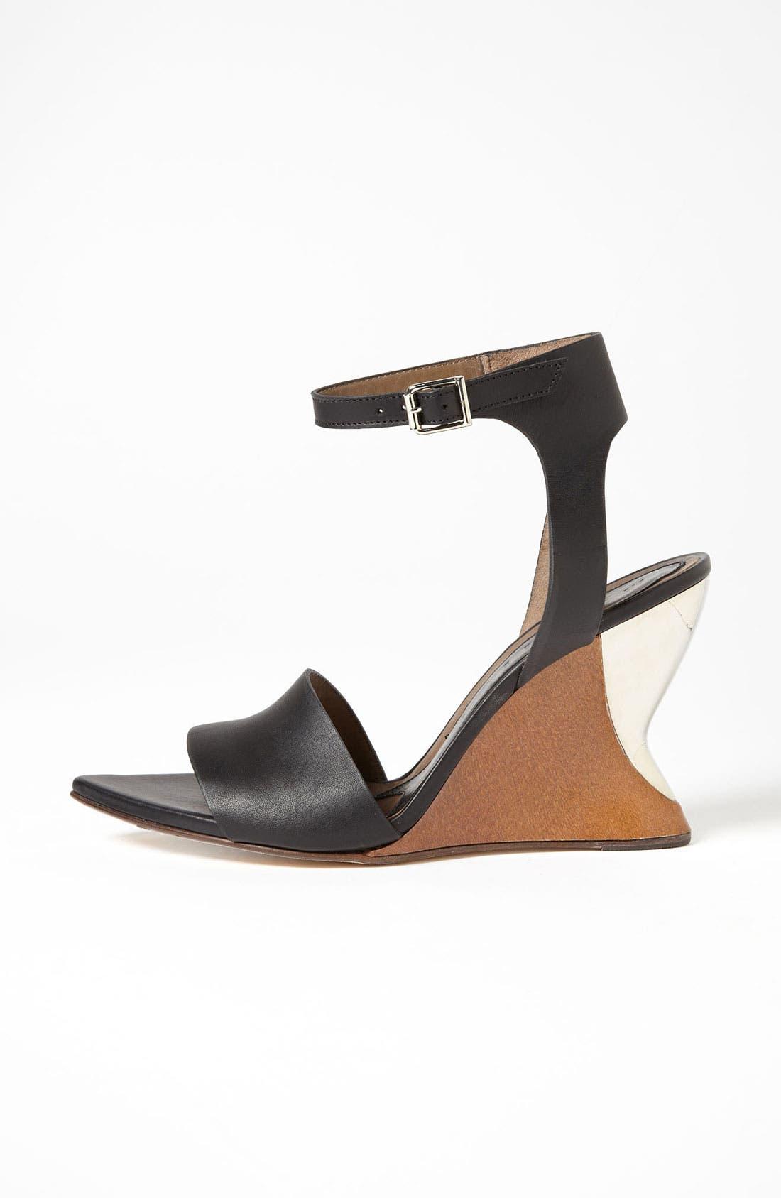 Alternate Image 4  - Marni Wood Wedge Sandal