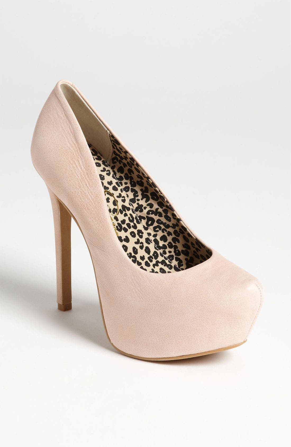 Alternate Image 1 Selected - Jessica Simpson 'Jasmint' Pump (Special Purchase)