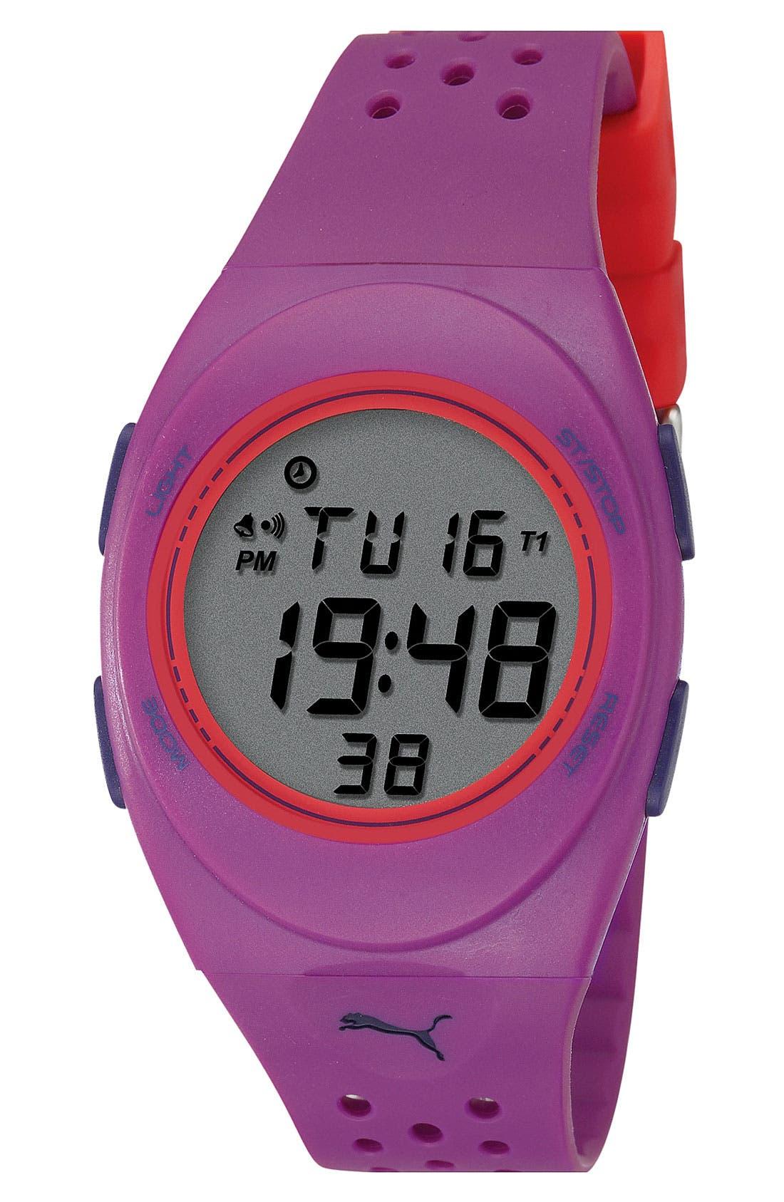 Main Image - PUMA 'Faas 250' Digital Sport Watch, 38mm