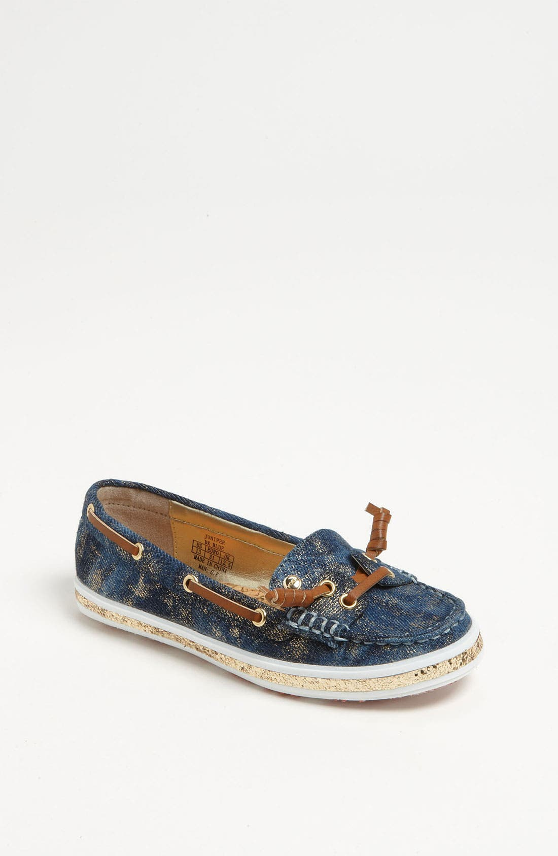 Alternate Image 1 Selected - KORS Michael Kors 'Juniper' Slip-On (Little Kid & Big Kid)