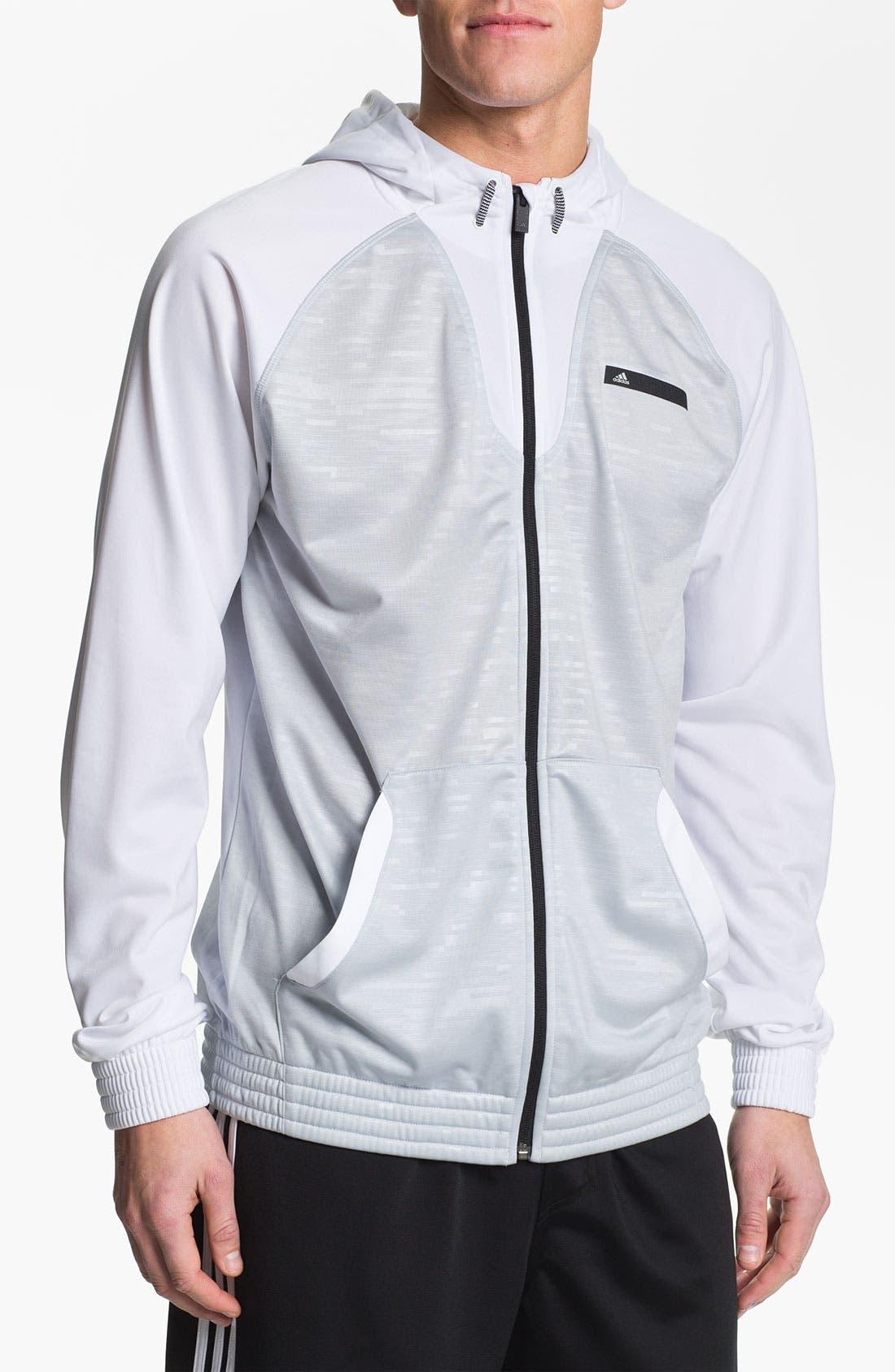 Alternate Image 1 Selected - adidas 'All World' Jacket